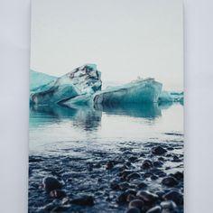✖ Iceland print op karton