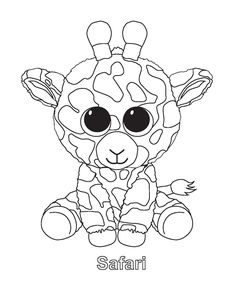 12211559840ecd3c508aa9d86c2c7953--beanie-boo-party-beanie-boos Image Result For Beanie Boo Coloring Pages