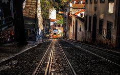 Uphill by Jorge Maia Portugal, Fine Art America, Lisbon