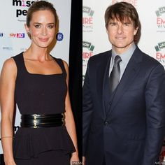 What's hot?: Emily Blunt on Working and Clubbing with Tom Cruis...
