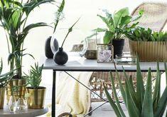 H&M Home : notre sélection déco à moins de 40 € - Elle Décoration Source Of Inspiration, Interior Inspiration, Grand Vase En Verre, Vase Design, H & M Home, Graduation Invitations, Watercolor Texture, Inspired Homes, Streamers
