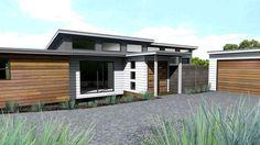 Skillion Roof Design