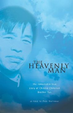The Heavenly Man: The Remarkable True Story of Chinese Christian Brother Yun by Brother Yun, http://www.amazon.com/dp/082546207X/ref=cm_sw_r_pi_dp_BIxFpb0JFCVBX