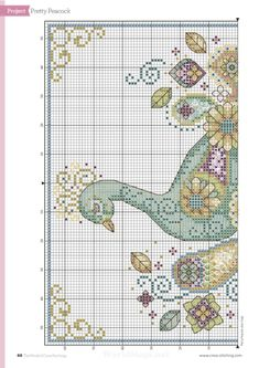 Gallery.ru / Фото #60 - The world of cross stitching 240 - tymannost
