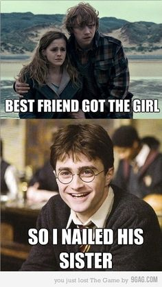Harry is also related to the Old High German word 'Heri' which means 'army'.Harry Potter is a character. Many people like him. So today, we collect some Harry Potter Memes funniest.Hopefully you will enjoy these Harry Potter Memes funniest. Harry Potter World, Twilight Harry Potter, Mundo Harry Potter, Harry Potter Puns, Harry Potter Tumblr, Harry Potter Funny Quotes, Harry Potter Things, Funny Movie Quotes, Harry Potter Bookmark