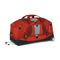 Amazon.com: High Sierra Evolution 34-Inch Drop Bottom Wheeled Duffel, Amazon: Sports & Outdoors