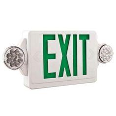 Quantum Emergency Exit Light