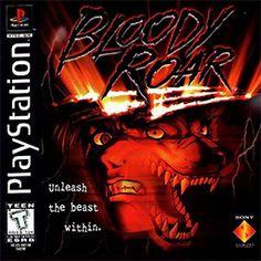 Playstation 1 - Bloody Roar