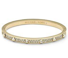 Michael Kors MKJ3267 Gold Tone Crystal Pave Women's Astor Stud Bangle Bracelet Michael Kors http://www.amazon.com/dp/B00LC9AQ3Y/ref=cm_sw_r_pi_dp_iHTZub1QXPATM