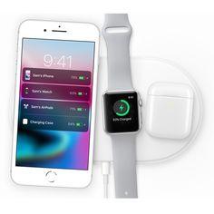 Originál nabíječka na iPhone AirPower nabije i další zařízení