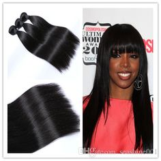 brazilian virgin hair straight 3 pcs/lot 100g virgin brazilian ombre straight hair cheap human hair extensions straight human virgin hair from seashine001 can help your hairs look thicker. 100 human hair weft extensions are made of human hairs. Using double wefted human hair extensions and weft human hair extensions can make you feel more confident.