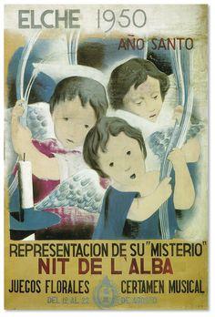 Cartel #MisteriDElx 1950