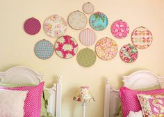 sweet idea for girls rooms