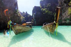 Dicas de Ko Phi Phi, Tailândia - Juju na Trip Krabi, Ko Lipe, Phuket, Bangkok, Laos, Ao Nang, Top Destinations, Asia Travel, Beach Travel