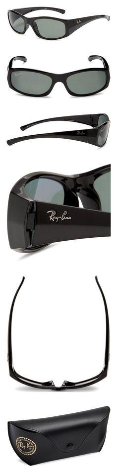 1628276bb6  149.47 - Ray-Ban Men s RB4093P 601 9A Oval Polarized Sunglasses Black   rayban