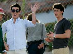 Kevin and Nick