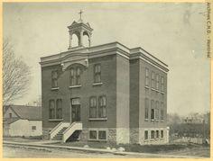 École Notre-Dame-de-Grâce, institution fondée en 1891, Montréal, Québec