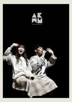 AKMU performing in Sookmyung University