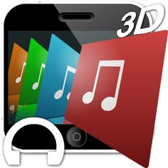 iSense Music - 3D Music Player v2.006s Free Download