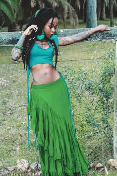 JD Style/Locs/Dreads/Tentacle Fairy Pixie Crop Top Festival Mini Top by manakahandmade, Dreads, My Black Is Beautiful, Beautiful People, Black Girl Magic, Black Girls, Pixie Crop, Bohemian Style, Boho, Pelo Natural