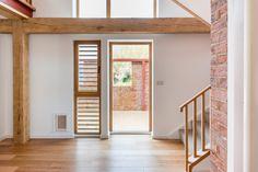 Hall at Kiln Farm. Designed by A-Zero Architects