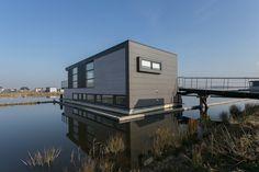 Floating homes The Netherlands