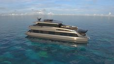 Overblue - A New Lifestyle Catamaran, Boats, Houseboat Ideas, Lifestyle, Ships, Boat, Catamaran Yachts, Ship