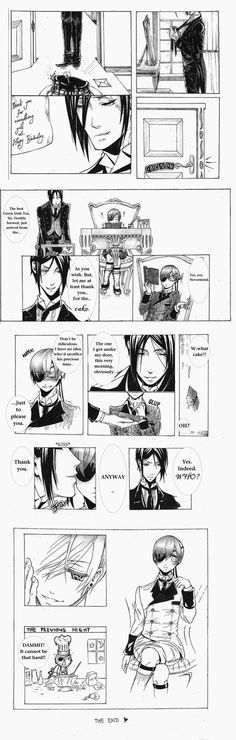 Kuroshitsuji: His Butler, grateful. by SebbyxCiel03