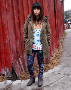 New York Streetstyle. Laura de Lille | Lily