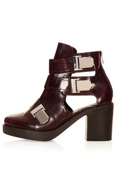 AUBREY3 Cut Out Boots - Sale - Sale & Offers