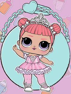 Модные куклы LOL Surprise