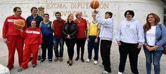 GRANADA. Las instalaciones de la Ciudad Deportiva de Diputación en Armilla acogen esta competición que arranca hoy y termina mañana con las finales.
