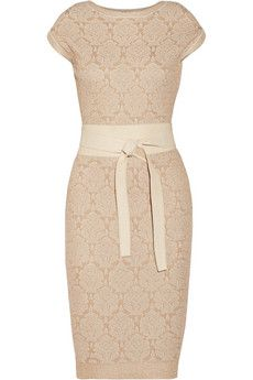 Raoul Metallic cashmere-blend jacquard dress | THE OUTNET