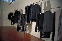 Brandstand NZ - Hanging rails in retail store