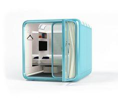 Sensational futuristic bathroom futuristic design for Bathroom e pod mara