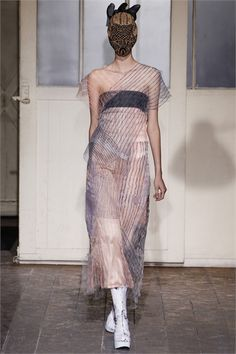 Maison Martin Margiela - Haute Couture Spring Summer 2013 - Shows - Vogue.it
