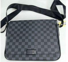 e3784a51a503 20.00 USD FASHION LV MEN BUSINESS SHOULDER BAG LEATHER MESSENGER BAGS