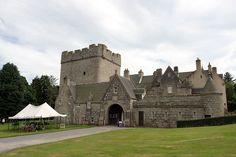 Photos of Scotland Castles : Drum Castle