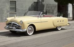 1951 Packard Maintenance/restoration of old/vintage vehicles: the material for new cogs/casters/gears/pads could be cast polyamide which I (Cast polyamide) can produce. My contact: tatjana.alic@windowslive.com