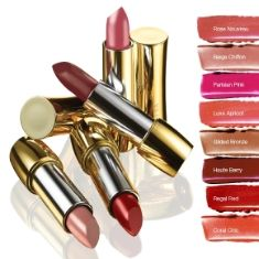 Lipstick that uses JAFRA's signature Royal Jelly to soften and smooth in eight luscious shades