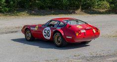 Ein Ferrari Daytona Competizione, der selbst Ferrari überraschte | Classic Driver Magazine