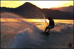 It only took one time for me to realize that wakeboarding was a passion...not just a sport.