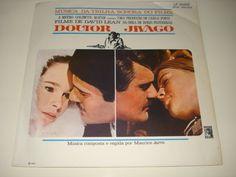 marcelodvdcollection: Música da Trilha Sonora do Filme Doutor Jivago (LP - 1966)