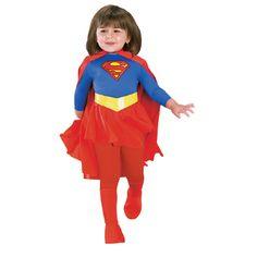 Supergirl costume (DIY)
