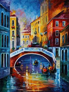 Google Image Result for http://th05.deviantart.net/fs70/PRE/i/2010/190/f/a/VENICE_MORNING_LEONID_AFREMOV_by_Leonidafremov.jpg