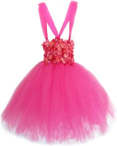 Best tutorial I have see on how to make a multi-layer tutu dress! Must try this for the girls!