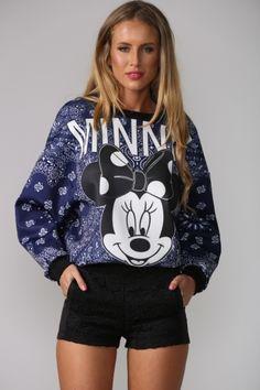 HelloMolly | Disney Sweater - New In