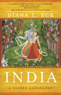 India: A Sacred Geography by Diana L Eck. Save 6 Off!. $14.98. Publisher: Three Rivers Press (March 26, 2013)