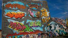 A city of fabulous graffiti art!