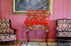 Zdjęcie numer 9 w galerii - Zamek Książ tonie w kwiatach i przeżywa prawdziwe oblężenie [ZDJĘCIA] Painting, Art, Art Background, Painting Art, Kunst, Paintings, Performing Arts, Painted Canvas, Drawings